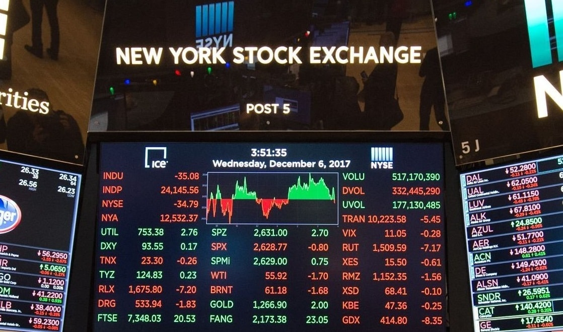 Global stocks are mixed on Wednesday, but optimism prevails
