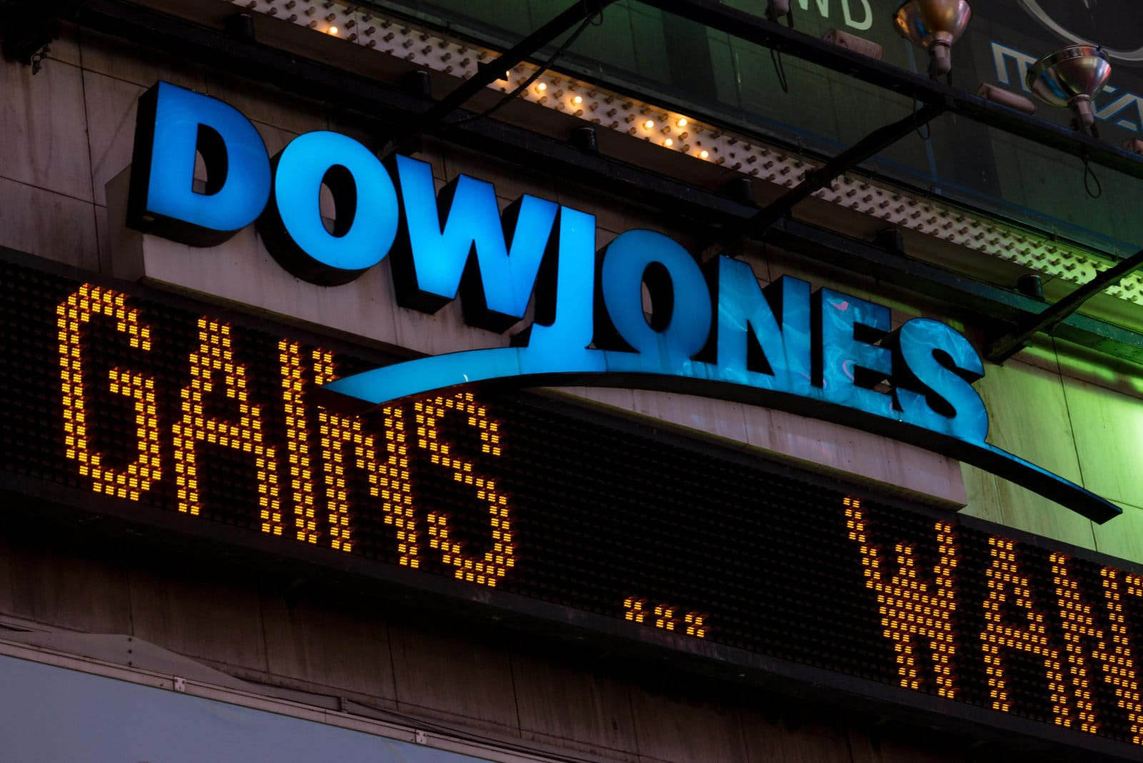 Dow Jones wiped out almost 400 points, falling below the 26,000-point threshold