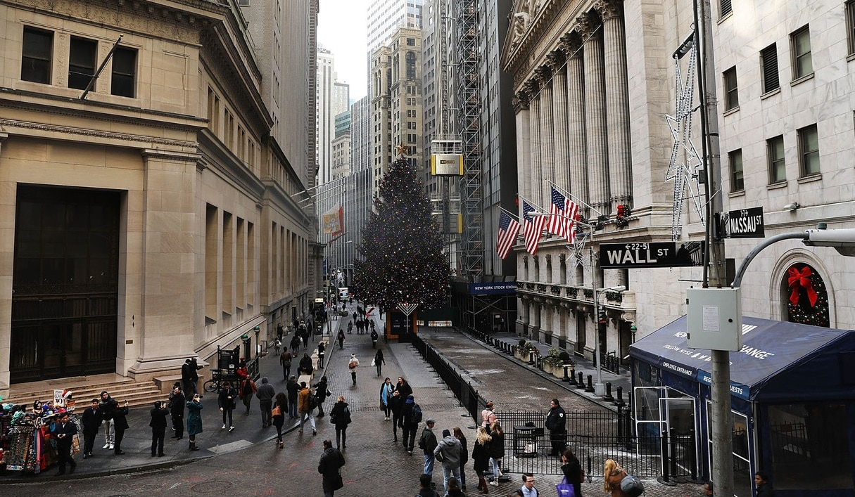 Wall Street took a breath and recovered slightly from yesterday's loses