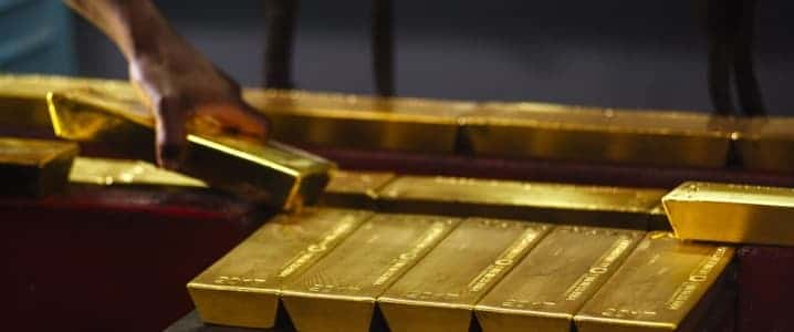 Gold prices continue its rise on Tuesday, climbing to 6-year high