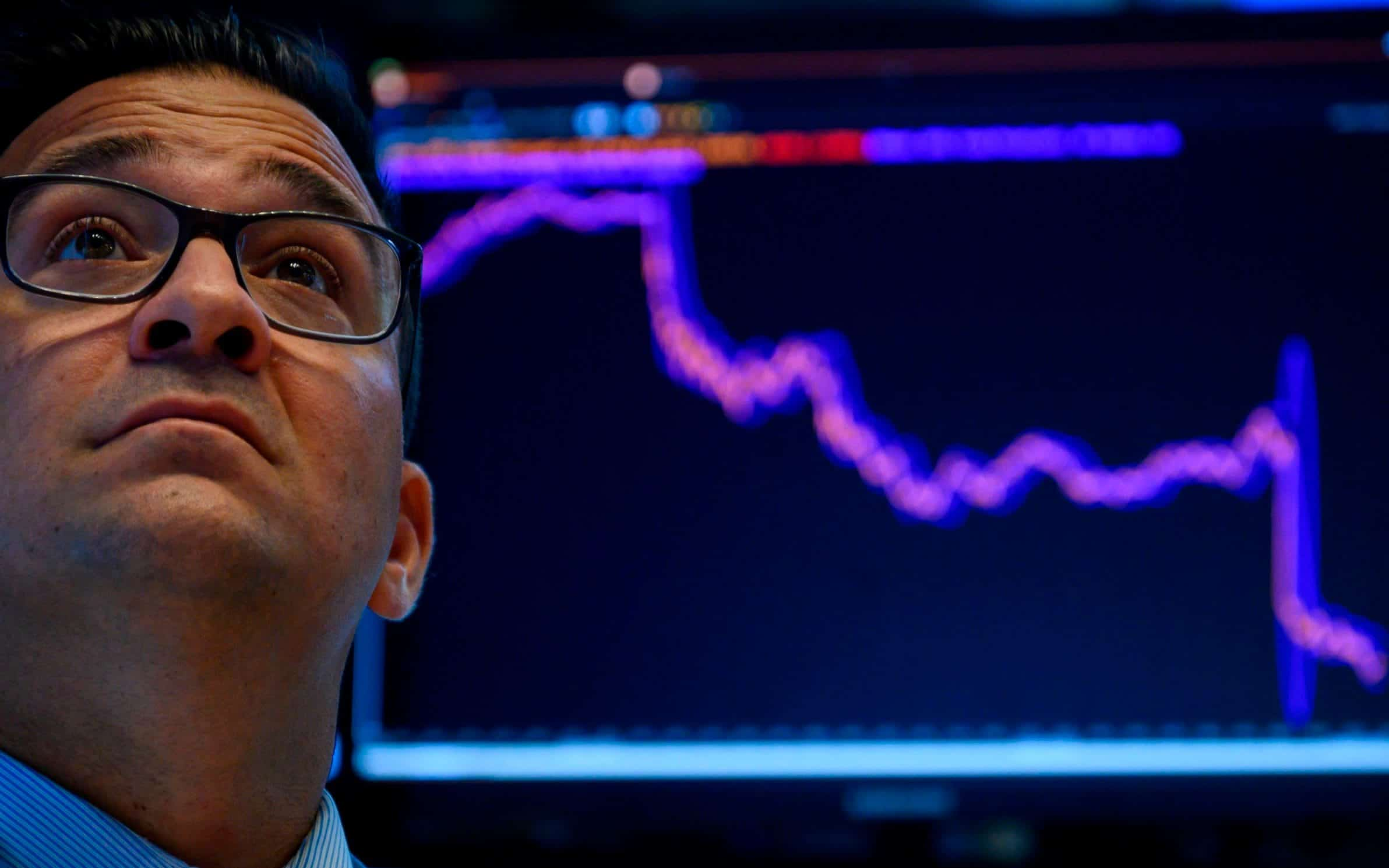 Global stocks rebounded after China stabilized its currency