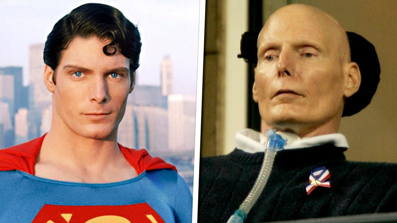 Christopher Reeve, Superman with real life superpowers