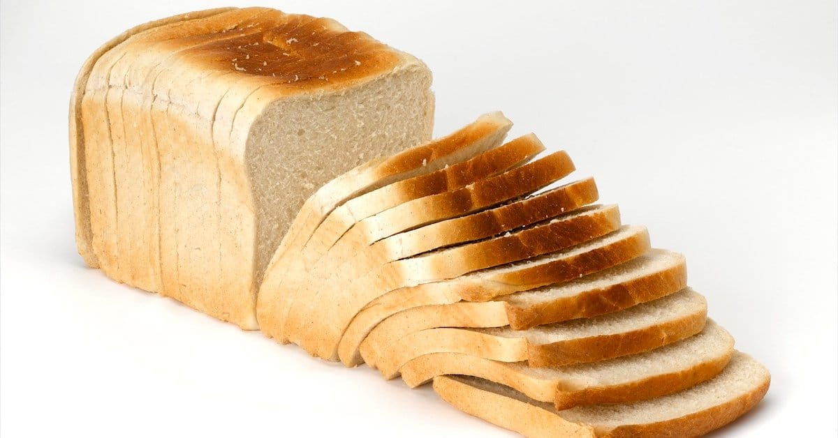 sliced bread, sliced loaf of bread