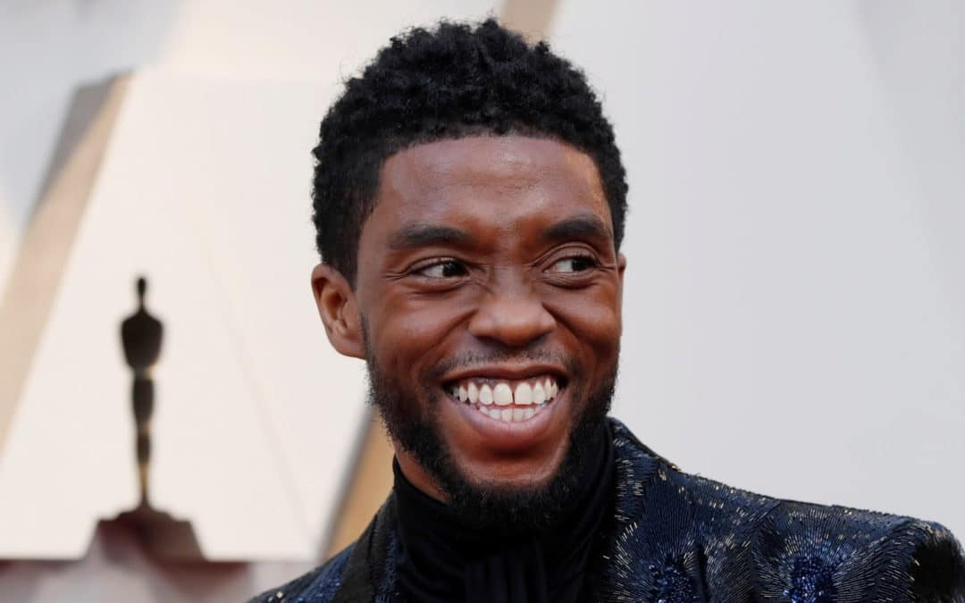 Chadwick Boseman – The superhero for future generations