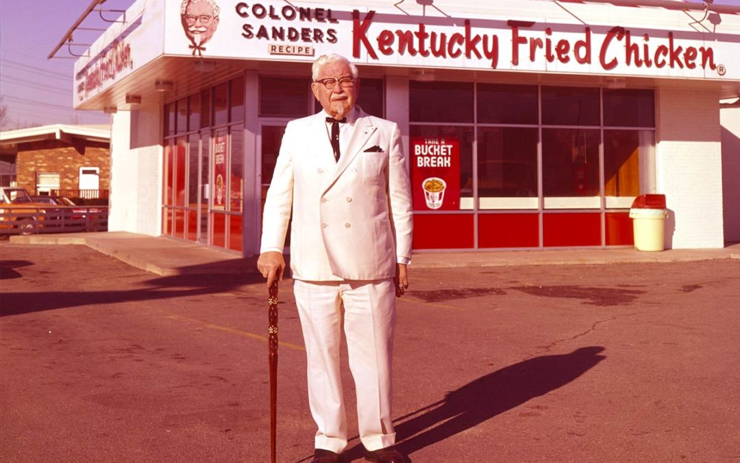 How to Succeed Like Colonel Sanders