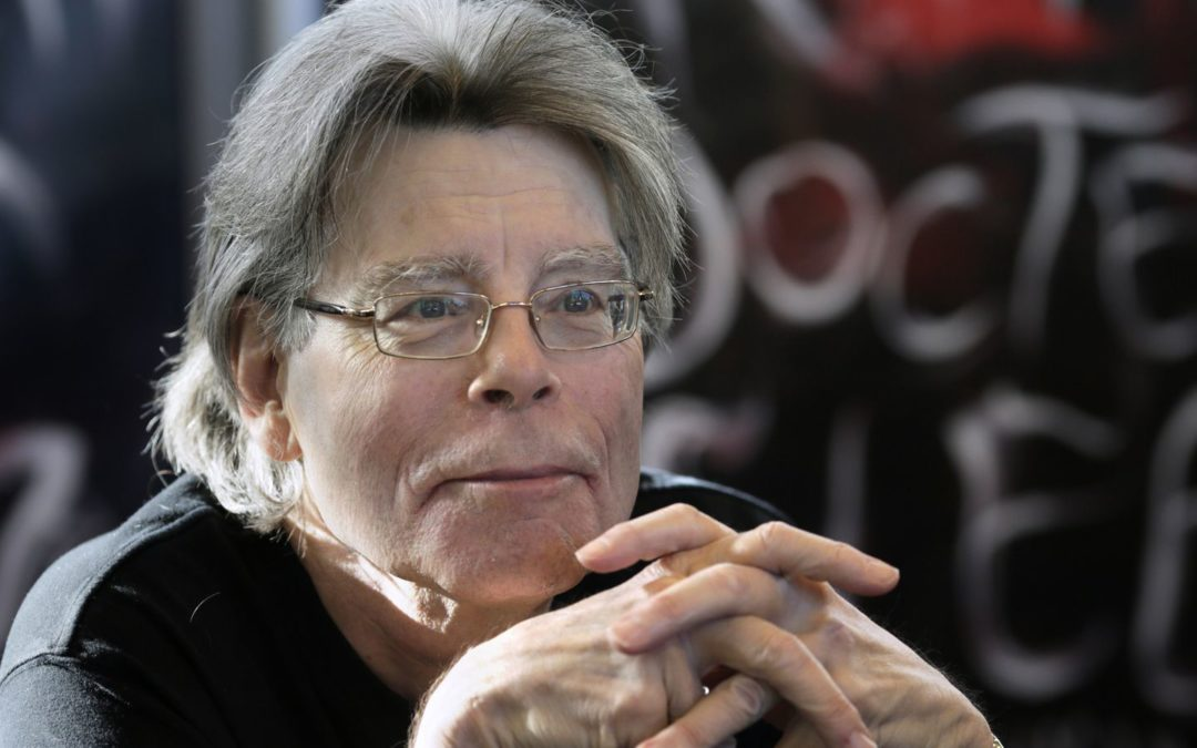 How Stephen King Prevailed Against All Odds
