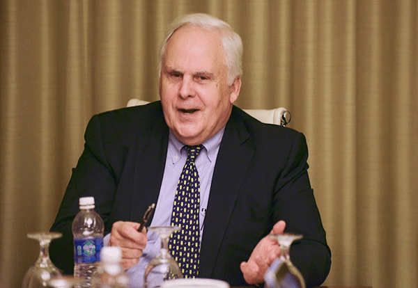 Frederick W. Smith, CEO of FedEx