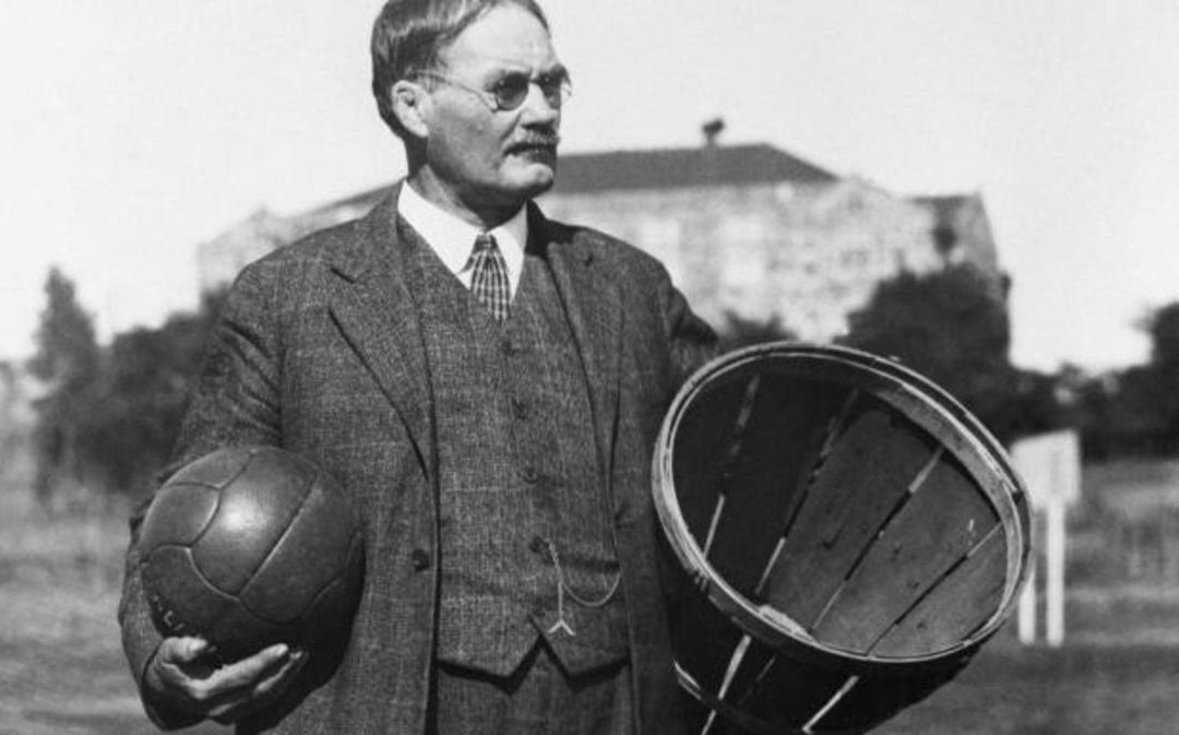 The Peach Basket of James Naismith