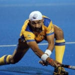 Sandeep Singh hockey player