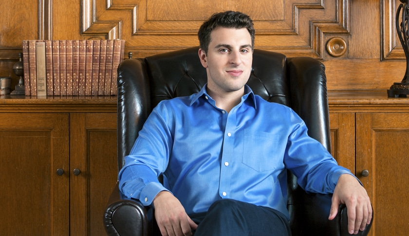 Brian Chesky, CEO of Airbnb