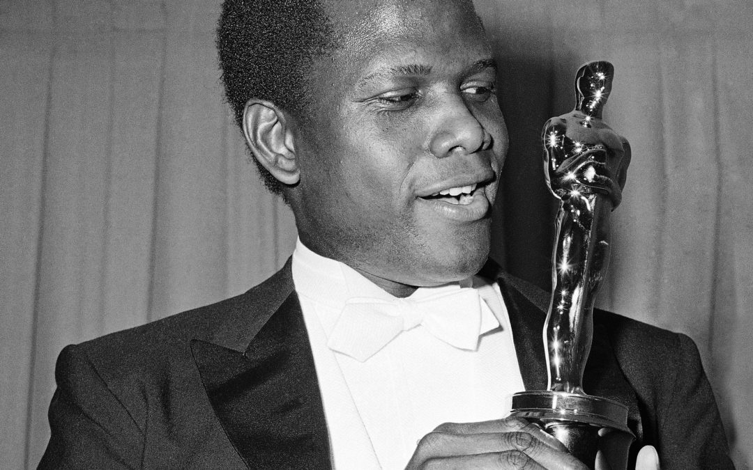 """How Sidney Poitier with """"Zero Talent"""" Conquered Hollywood"""